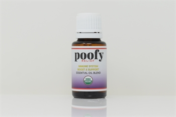 Picture of Immune System Boost & Support Essential Oil Blend Organic